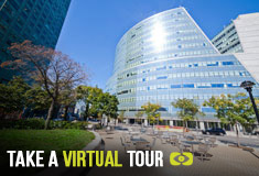 Take a virtual tour of CUNY School of Law.